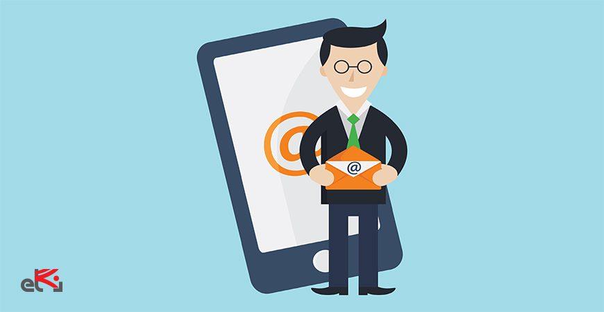 آموزش ایمیل مارکتینگ - ای نگاه