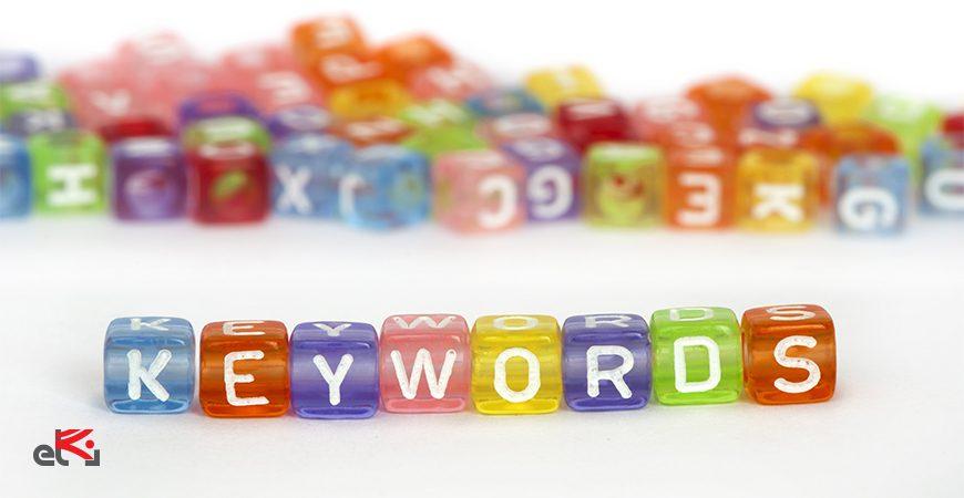 تعداد کلمات کلیدی در سئو