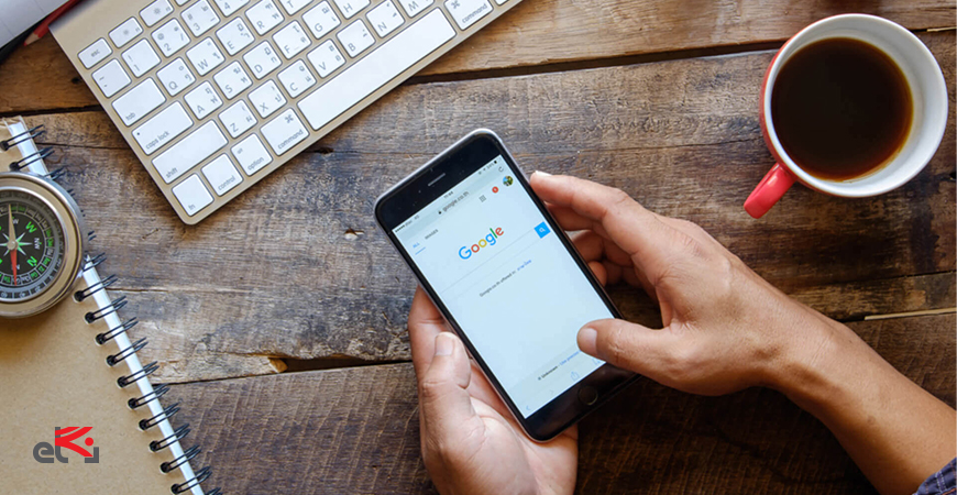 الگوریتم mobile first index