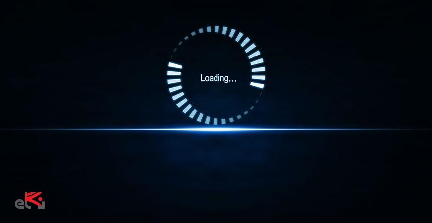 افزونه برای ساخت loading page
