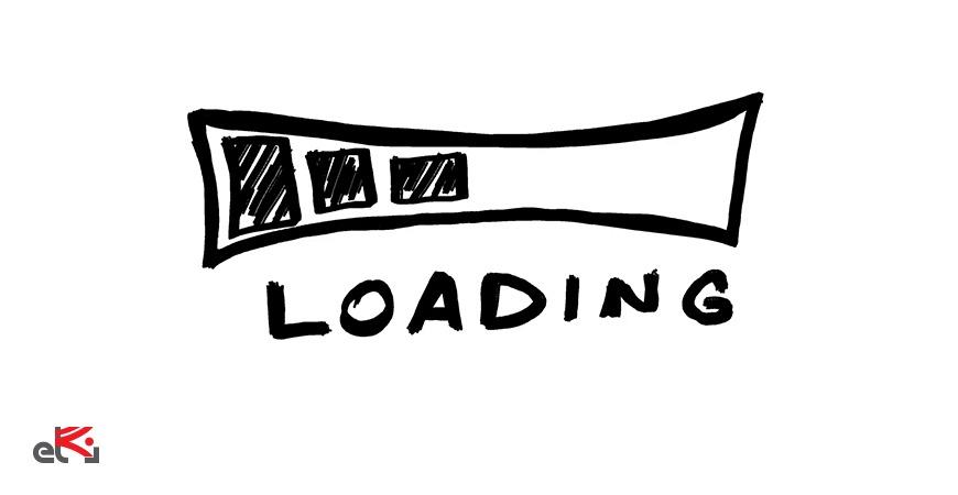 پلاگین loading page