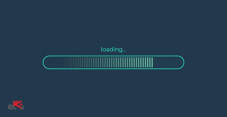 پریمیوم loading page