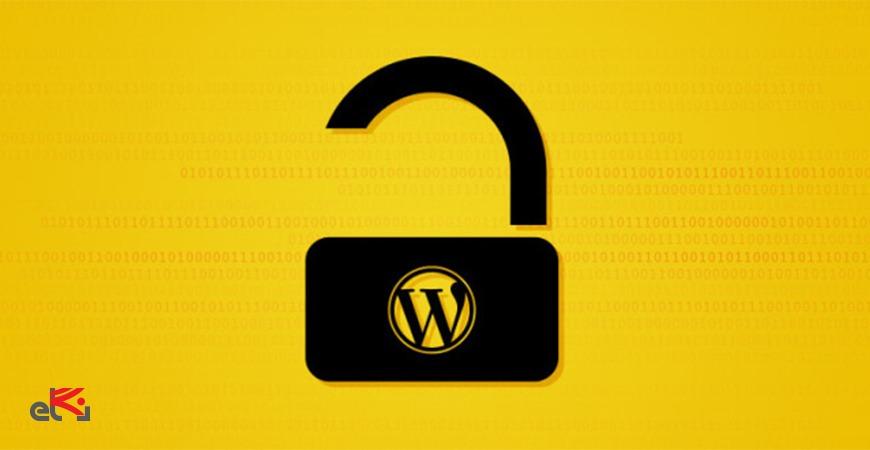 امنیت سایت های وردپرس